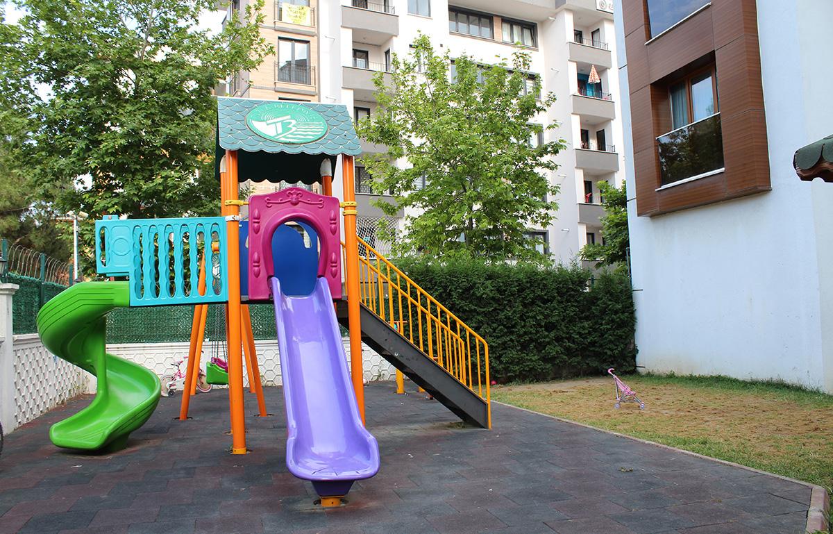 Yükseller İnşaat Garden Park Sitesi